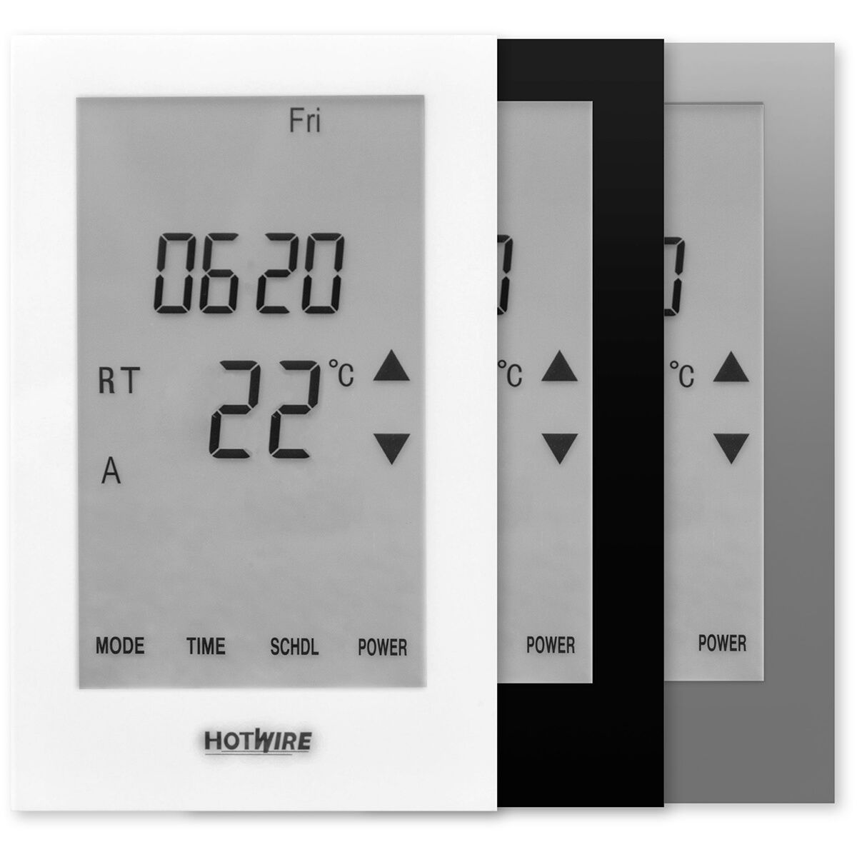Hotwire Thermostat: Upgrade to Dual Model
