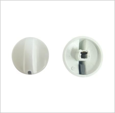 KNOB: Oven Control Knob with grey indicator