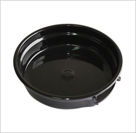 DRIP BOWL: Top element 150mm, 20mm ledge