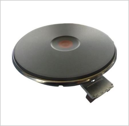 ELEMENT: 8 inch solid plate Low Profile 2000W